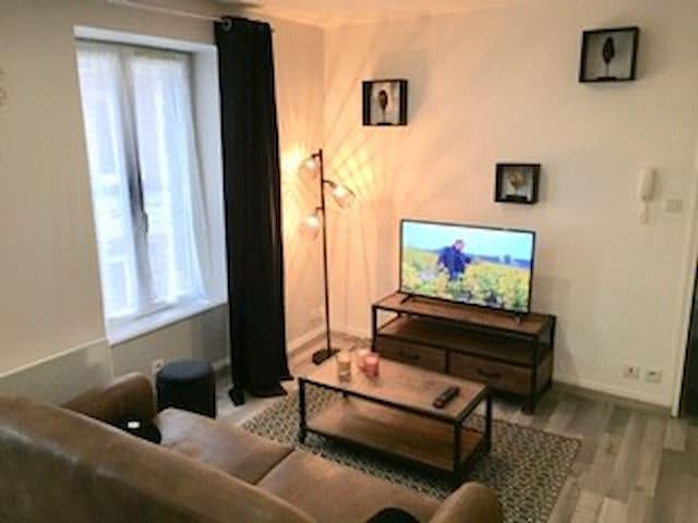 Appartement F3 proche place Henry Gréville