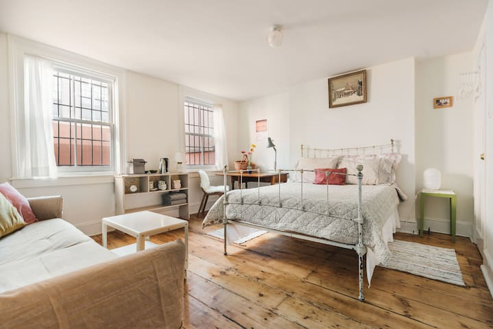 Easy charm in Fort Greene