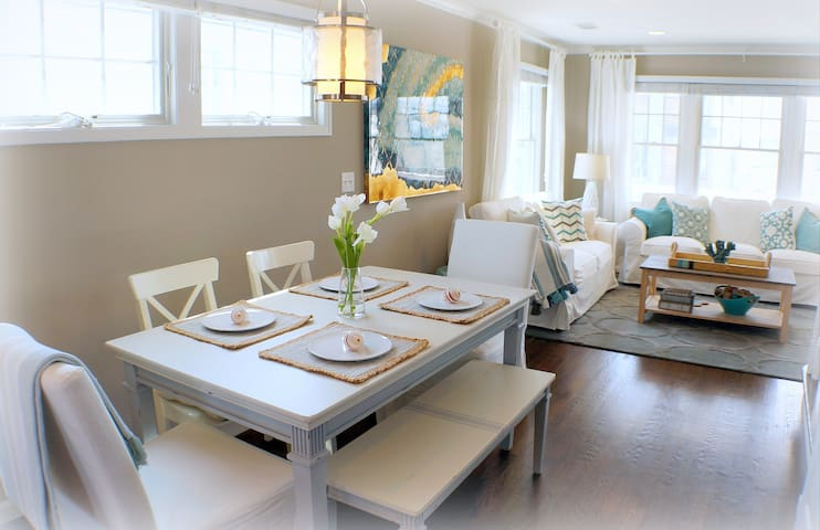 Summer in Style | Ocean Views | Steps to the Beach