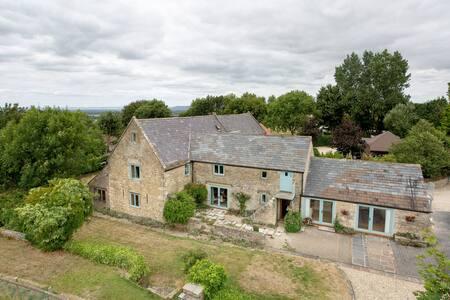 Fort View - 2 bed on farm near Badminton/Bath