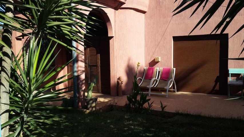 villa jeanne - Témara - Casa de camp