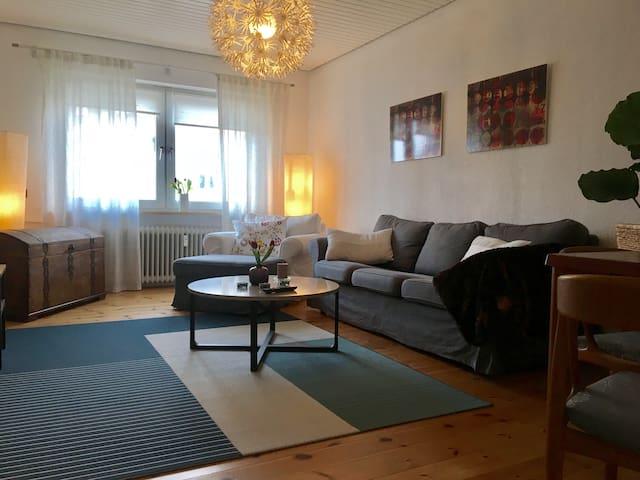 attractive 3 bedroom apartment