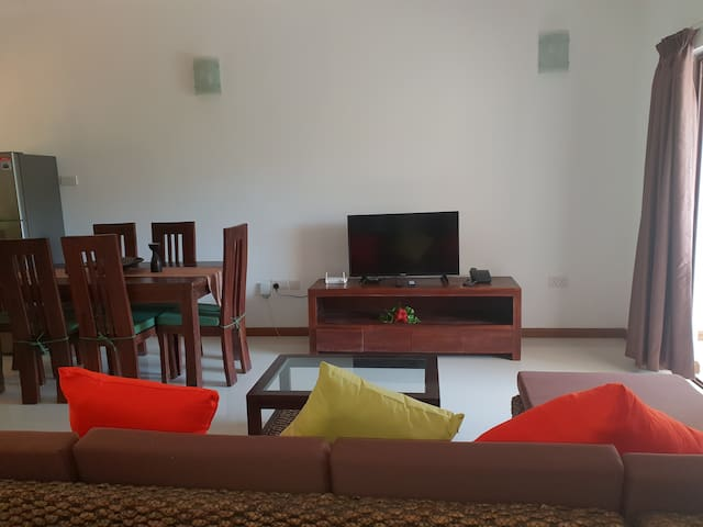 2 Bedroom Apt (Ground Floor) - Kanasuk Apartments