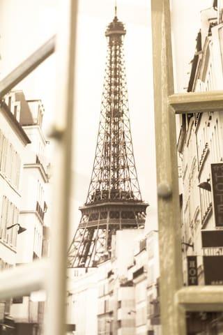 1 NIGHT FREE STUDIO TROCADERO - Parigi - Appartamento