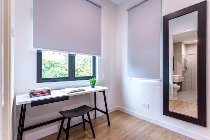 2nd Floor Bedroom 4 Study Area