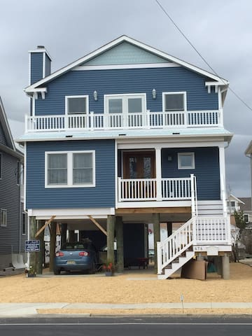 New Beach House with Dock - Manasquan - Dům