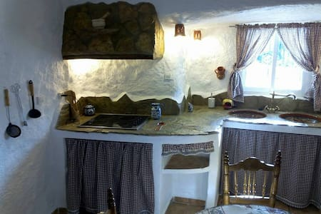 Cuevas Almugara - Lapicecus - Cortes y Graena - Cave