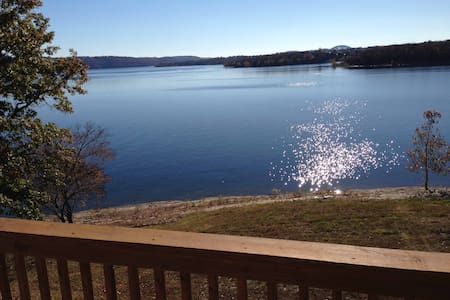 Waterfront Condo; Best View on Lake - Kimberling City