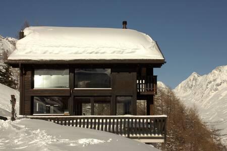 Luxury Mountain Vacations at 2000m - Wiler (Lötschen)