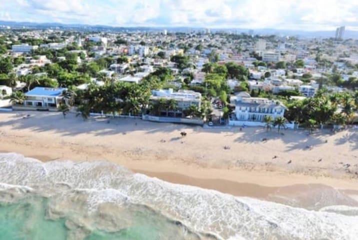 Oceanside Cozy City/Beach House - San Juan - Casa