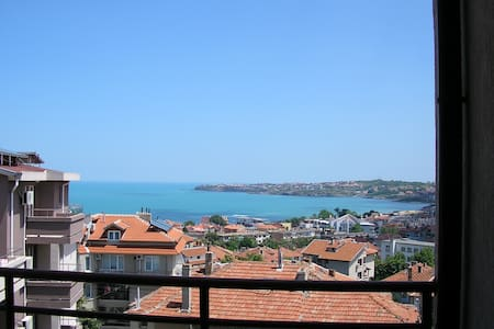 Beautiful Sea View Apartment - Sozopol - Lejlighed