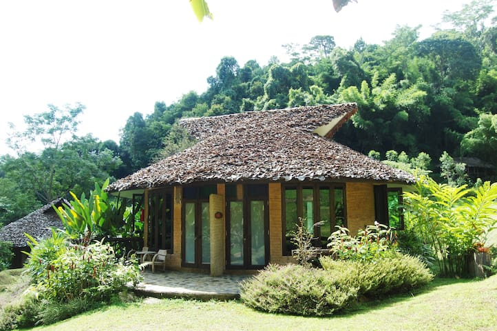 Tadplacamp Organic Farm Stay - Chiang Mai - Bed & Breakfast