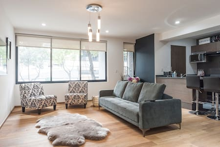 Brand new modern 3bedroom apartment - Ciudad de México