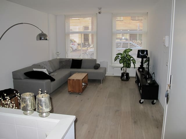 Modern apartment near the beautiful Amstel river! - Amsterdam - Appartement