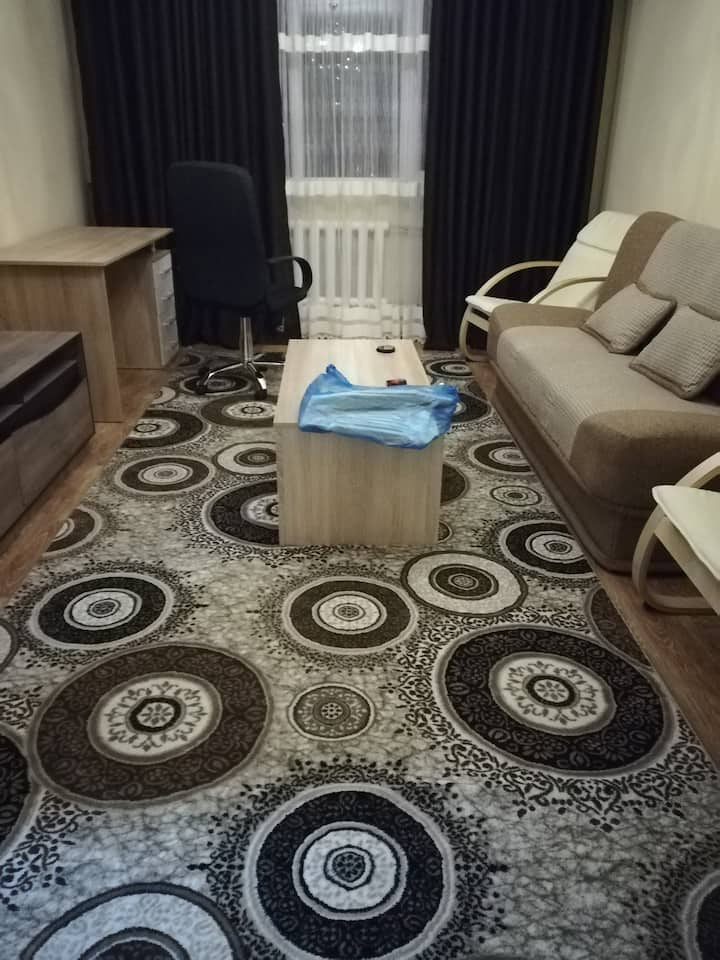 Cozy apartment in the center of Dushanbe downtown