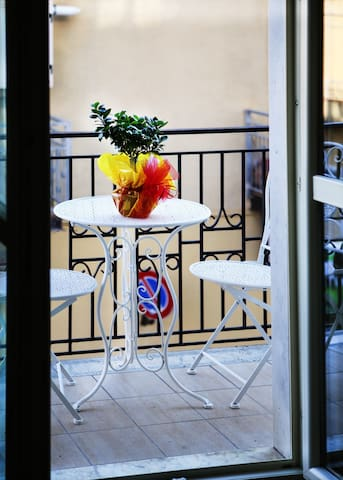 APRILE bed and breakfast, stanza matrimoniale