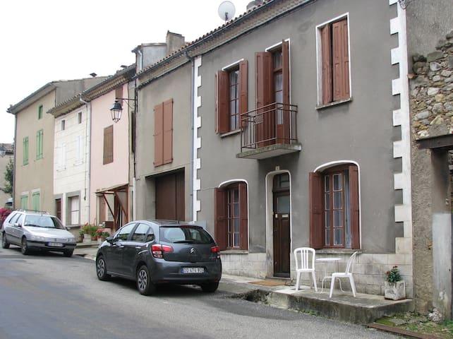 Chez Rivel, Aude, SW France - Rivel - House