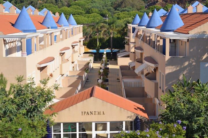 Apartamento en Islantilla a 200m. de la playa