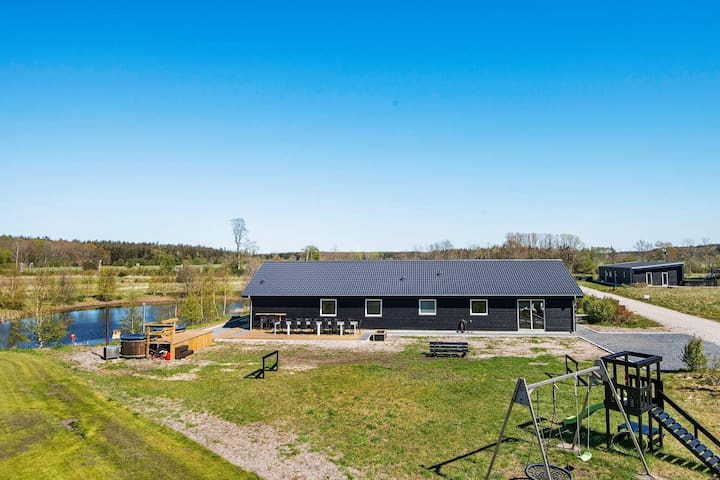 5 star holiday home in Glesborg