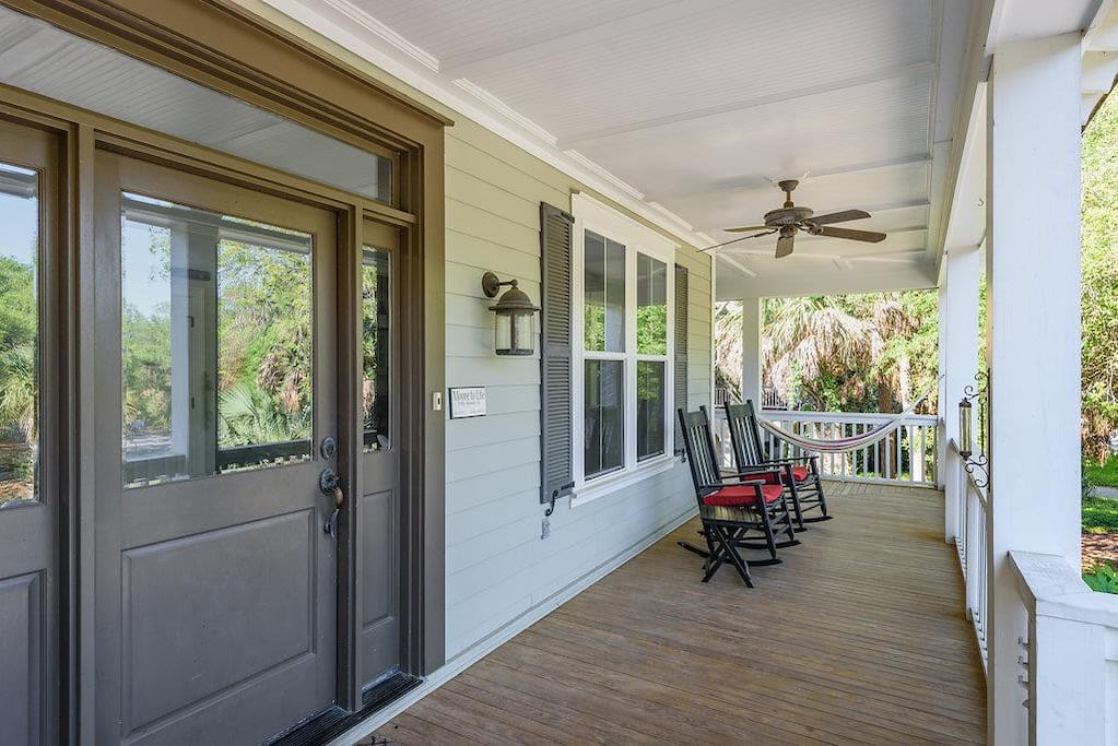 Front Porch - Rocking Chairs