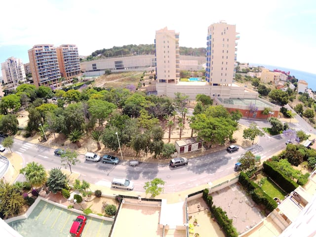 Apartment in Calpe/Апартаменты в Кальпе
