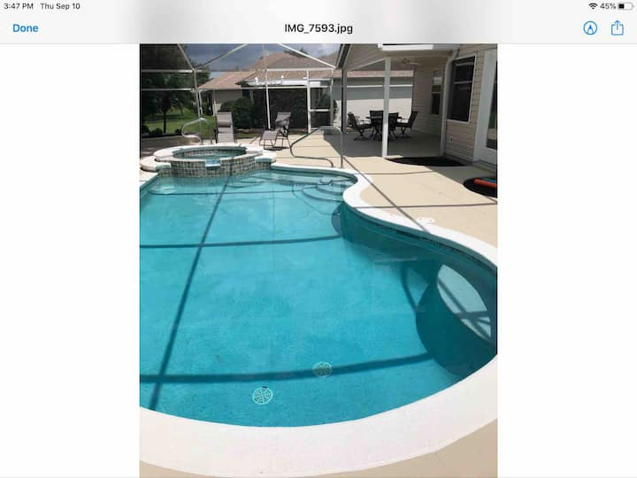 Renovated 3/2 with POOL + SPA at Spanish Springs