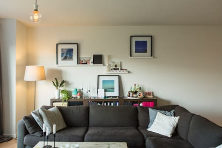 Spacious apartment in the city cent - Gent