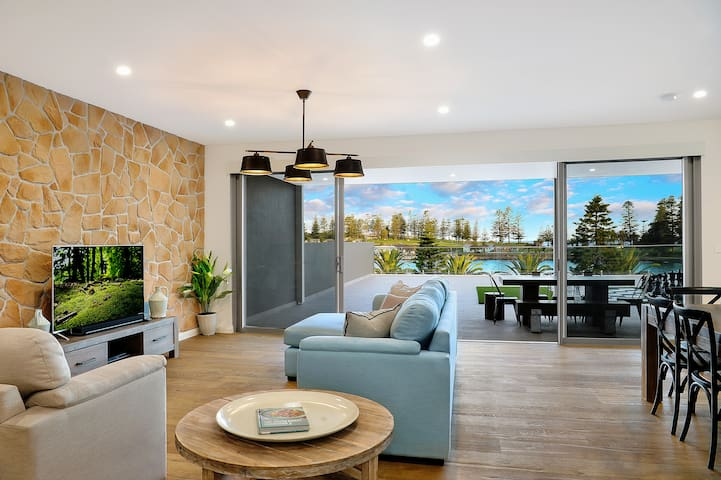 Belle Vue- Penthouse on Black Beach - Kiama - Appartement