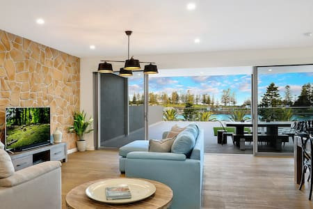 Belle Vue- Penthouse on Black Beach - Kiama - Apartment