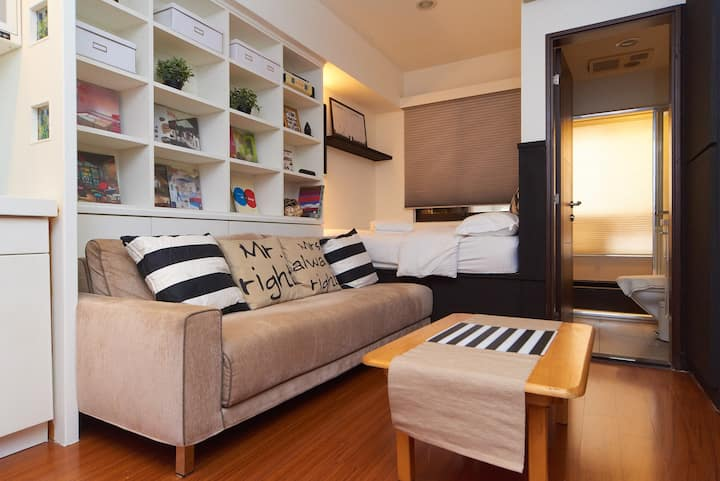 Best Location with Modern Condo 3Mins2MRT (BL16)