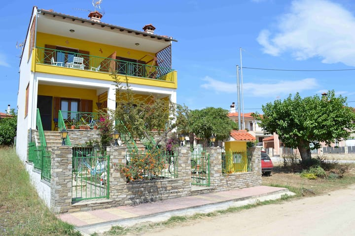 Sweet n' Cozy Maisonette in Nikiti