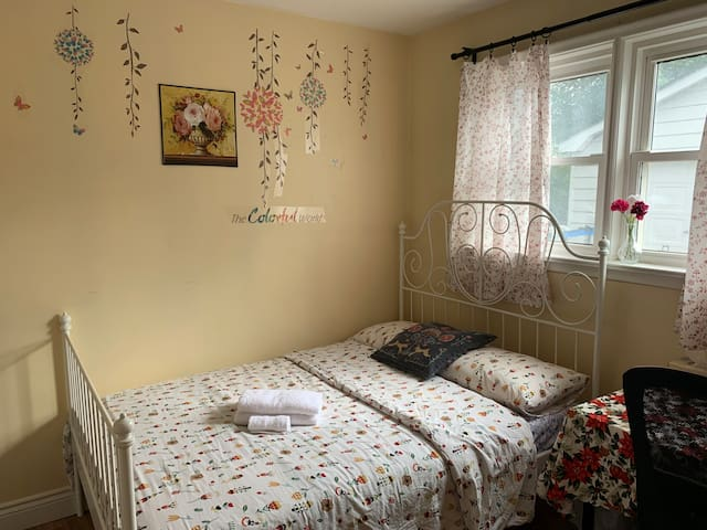 Cozy Room1(Warden/401,Free Parking)