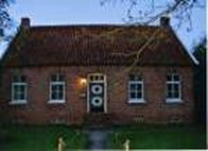 Sielhaus Coldeborg - Jemgum - Rumah
