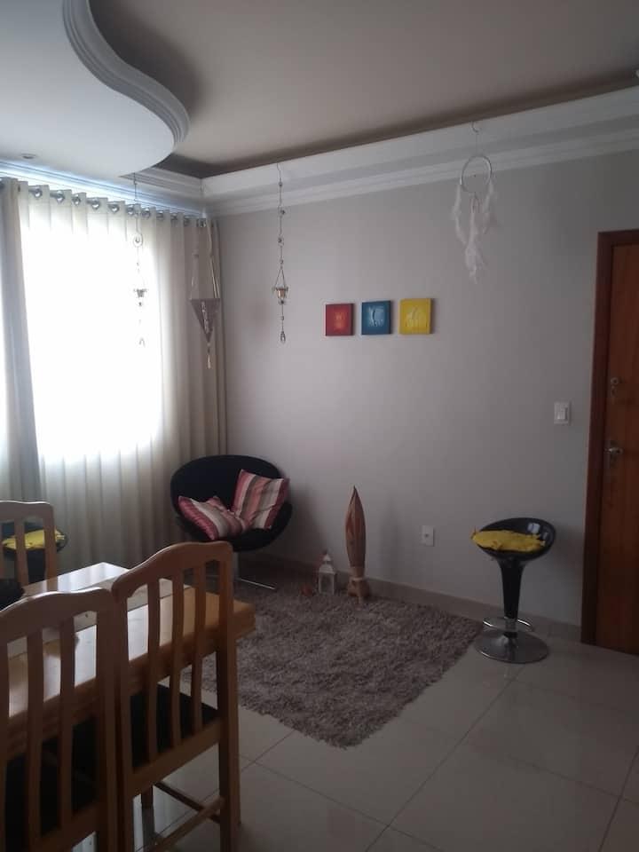Excelente apartamento em Belo Horizonte