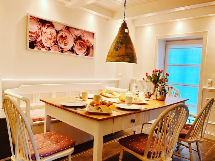 Rosenhof-Lodge -zu Gast bei Freunden-