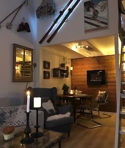 Sjarmerende studioleilighet - Geilo - Wohnung