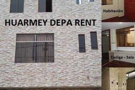 HUARMEY DEPA RENT (Departamentos vacacionales)