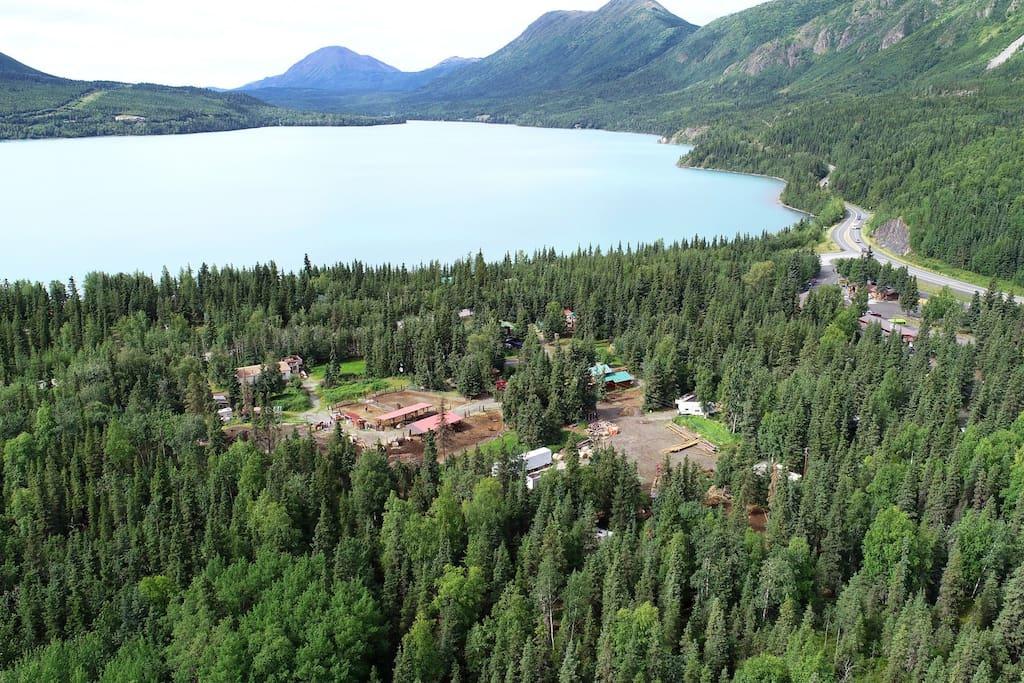 Alaska Horsemen Guest Ranch