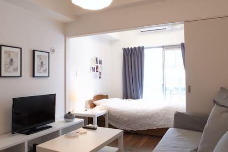 Brand new apartment CHIYO★Free wifi★GP202 - Fukuoka-shi
