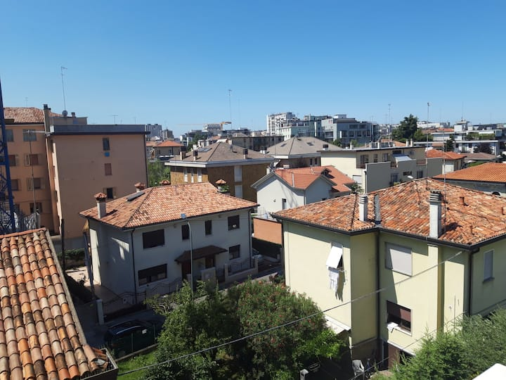 Lovely double room in Mestre (Venice) 2