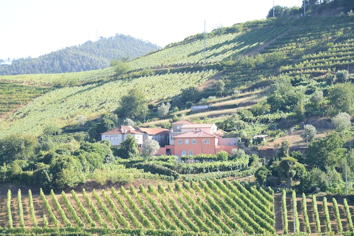 Douro, Casa dos Avós