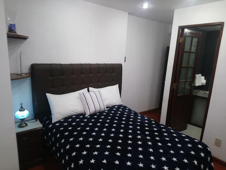 Ara Suites. Habitación Premium. H#2.
