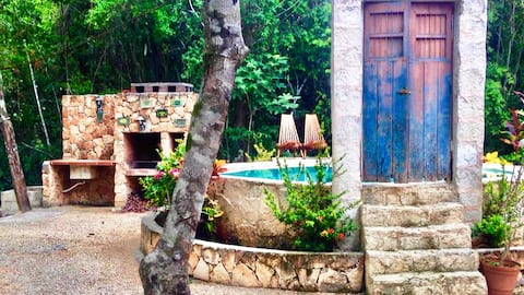 Los Aluxes Tulum |  Magical Hideaway Tulum Jungle