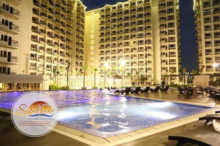 Solemare Parksuites: 1BR w/ Balcony