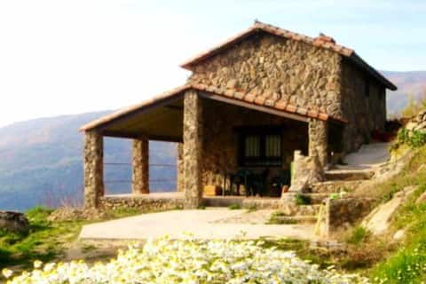 Halimeda, casa para 4 personas en plena NATURALEZA