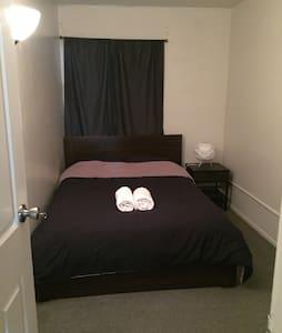 NYC Private room 5 mins away纽约 - Union City