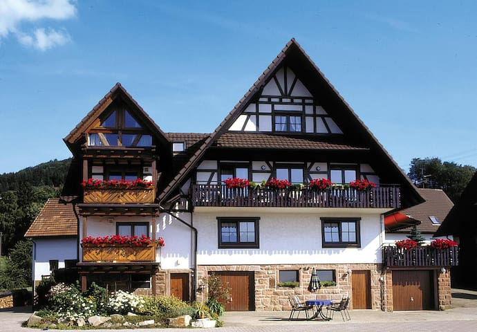 Apartment in einzigartiger Lage - Sasbachwalden - Byt