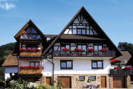 Apartment in einzigartiger Lage - Sasbachwalden - Daire