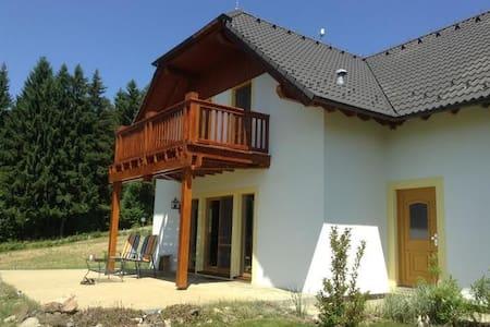 Luxe chalet/villa Lipno mit Sauna - Lipno nad Vltavou - Xalet