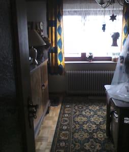 1 Zimmer Apartment ohne Küche, schön ruhig - Breckerfeld
